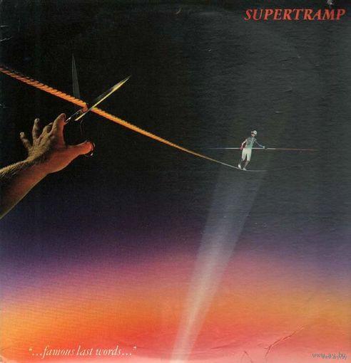 0414. Supertramp. Famous last words. 1982. A&M (US) = 17$