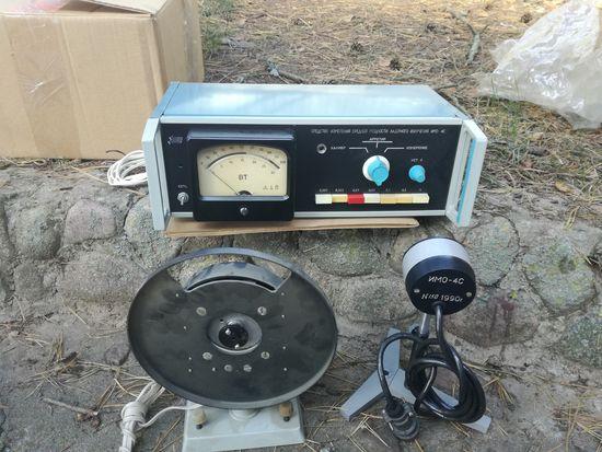 ИМО-4С  Измеритель лазерного излучения