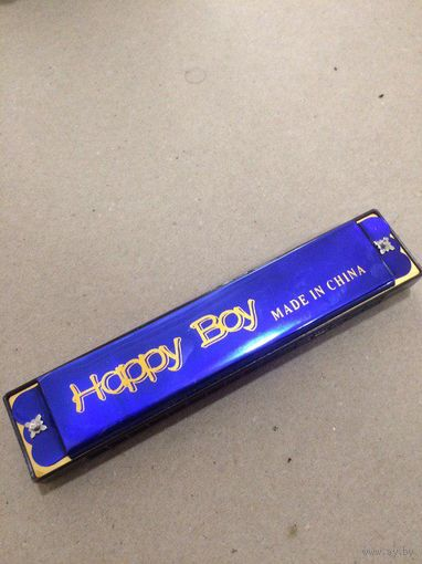 Губная гармошка Happy Boy