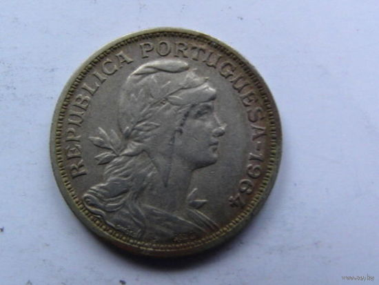 Португалия 50 центаво 1964г.  распродажа