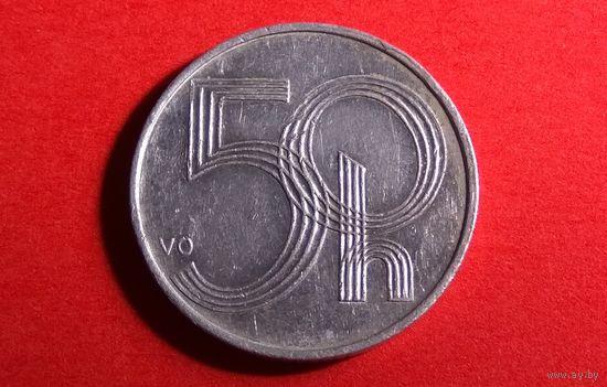 50 геллеров 2003. Чехия.