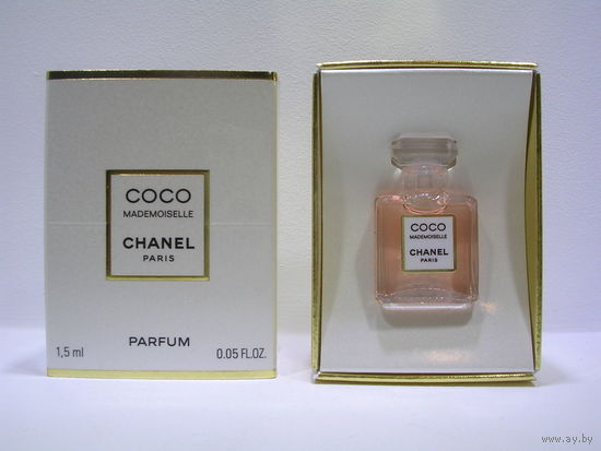 CHANEL Coco Mademoiselle Parfum (Духи)