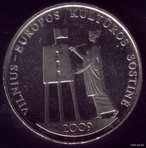 1 Лит 2009 год Литва