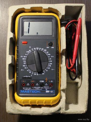 Цифровой мультиметр MY-61 (НЕРАБОЧИЙ)