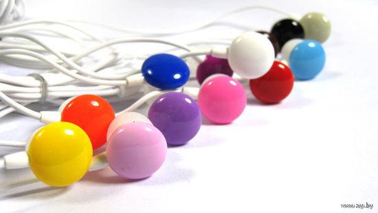 Cтильные наушники вкладыши для вашего iPod & iPhone!