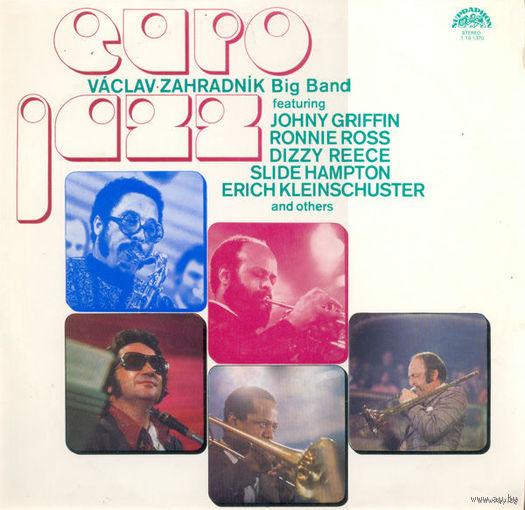 Vaclav Zahradnik Big Band - Euro Jazz - LP - 1974