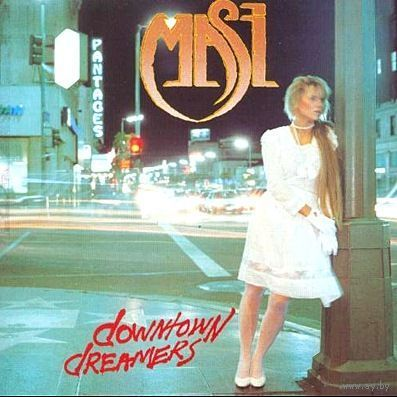 Masi - Downtown Dreamers  - LP - 1988