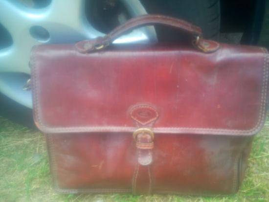 Портфель-сумка ,как у Жванецкогоп