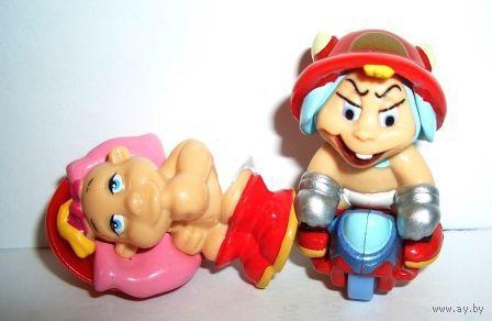 Малыши-пожарные