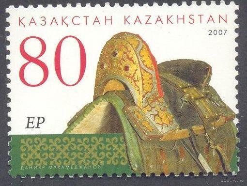 Казахстан лошади