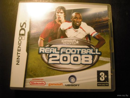 Nintendo DS Real Football 2008