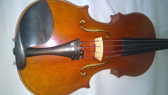 Старинная скрипка французская мануфактура Marcel Deloget