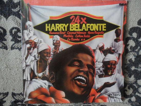 Harry Belafonte - 24 x - RCA, Германия - 1975 г. - 2 пл-ки
