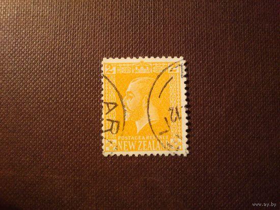 Новая Зеландия 1916/30  гг.Георг -V.