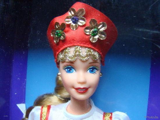 """Барби из серии """"Куклы мира"""" Russian 1996"""