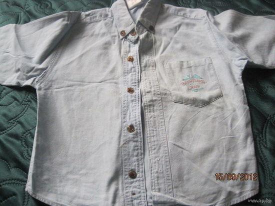 Рубашка на 1.5-2 года, на рост 92см