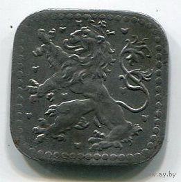 Ng ВЕЙМАР - 10 ПФЕННИГОВ 1921