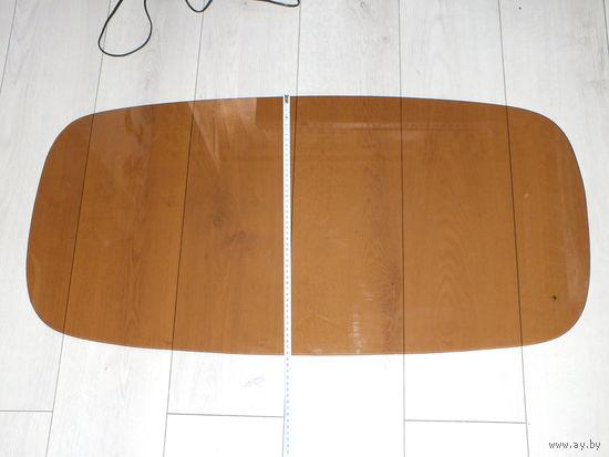 Стекло для стола или для рукодельников желтое