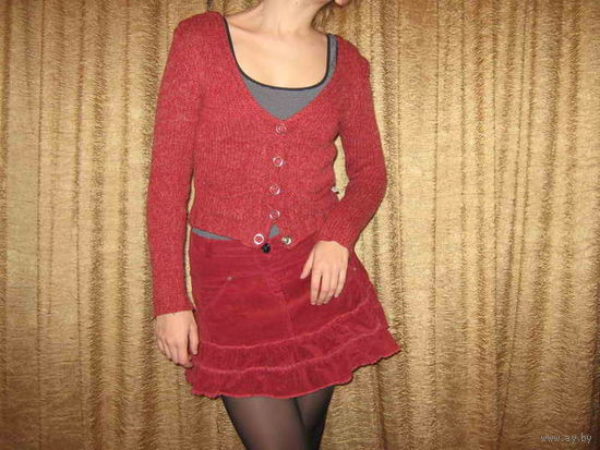 Набор женский красный - LADY IN RED