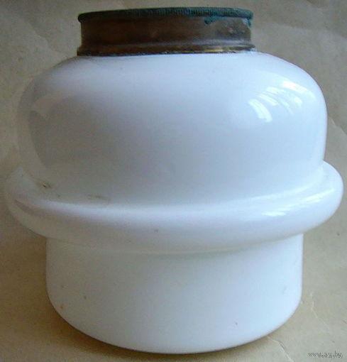 Колба от керосинки (фарфор)