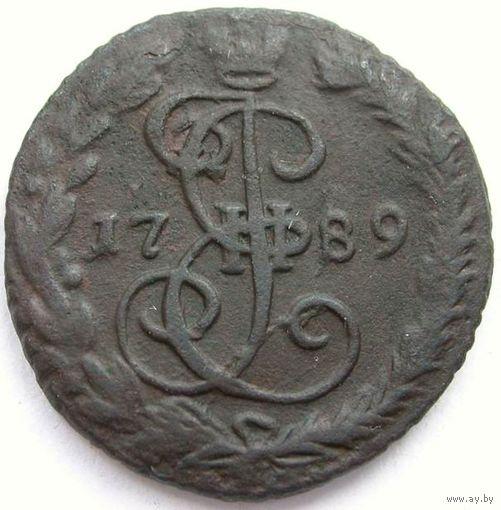 193 Деньга 1789 года.