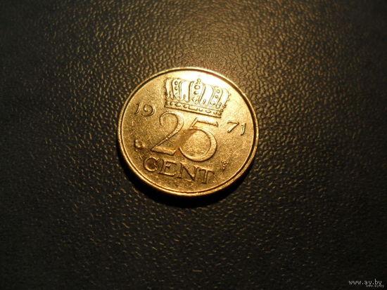 25 cent 1971г.