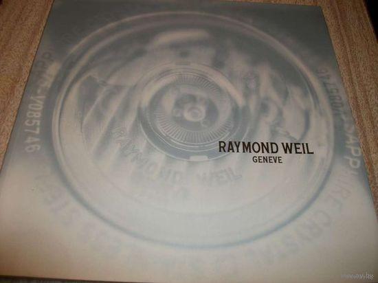 Каталог швейцарских часов RAYMOND WEIL за 2004 г.