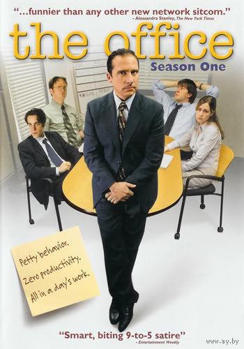 Офис / The Office. 1.2.3.4.5.6.7 сезоны полностью + bonus: Дополнительные материалы и ляпы. (10 двд) Скриншоты внутри