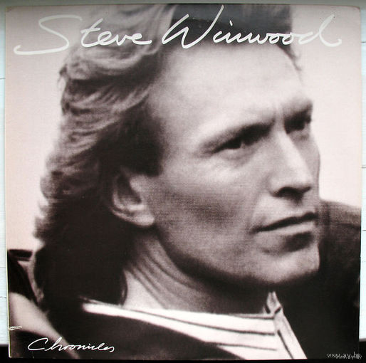 "Steve Winwood ""Chronicles"" LP, 1987"