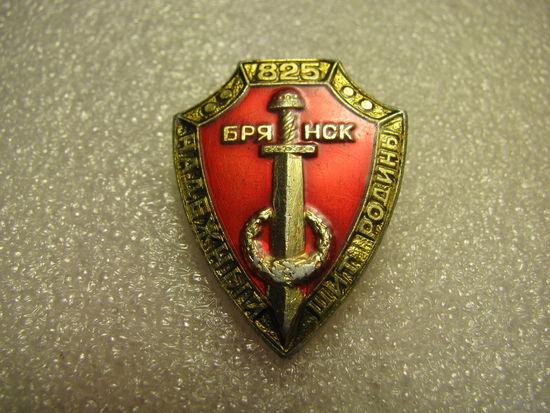 Значок. Брянск - надёжный щит Родины