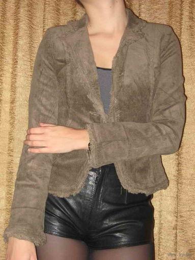 Пиджак женский модельный штроксовый