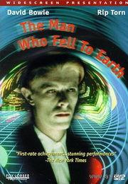 Человек, который упал на землю / The Man Who Fell to Earth ( Дэвид Боуи) DVD-9