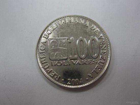 100 Боливаров 2004 (Венесуэла)