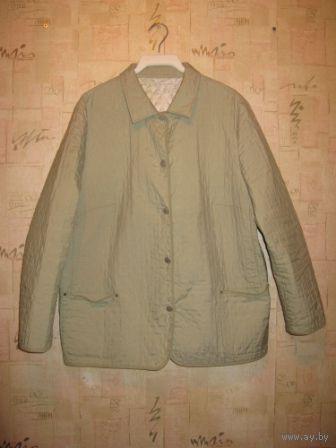 Фирменная куртка Gelco на 52 размер, отличное качество. Очень красиво и стильно смотрится на фигурке. Ей просто сносу не будет). Обмен не интересует. Без торга.