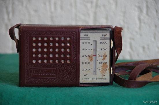 Радиоприемник  НЕЙВА - М