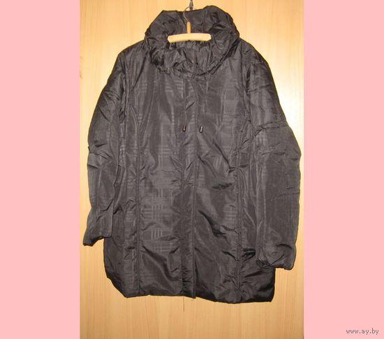 Куртка на синтепоне, р.50-52. Новая --- Дешево!