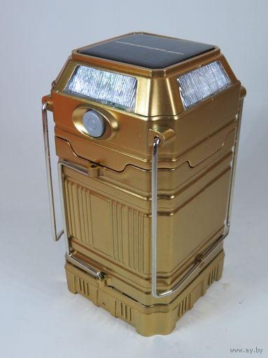 Кемпинговый Светодиодный LED Фонарь GSH-8009A Средний