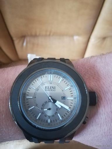Часы Elini Barokas водозащита 100м.
