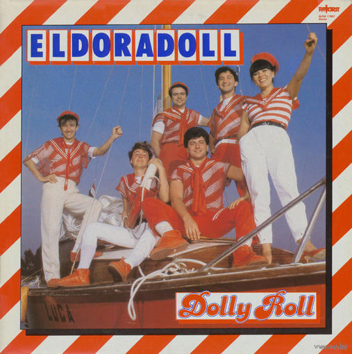 Dolly Roll -  Eldoradoll - LP - 1984