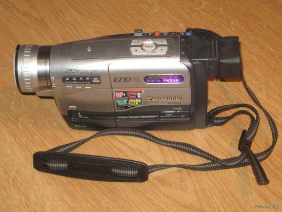 Видеокамера Panasonic NV-RZ10 (250xZoom, PicStab, ДУ, DigPrc)