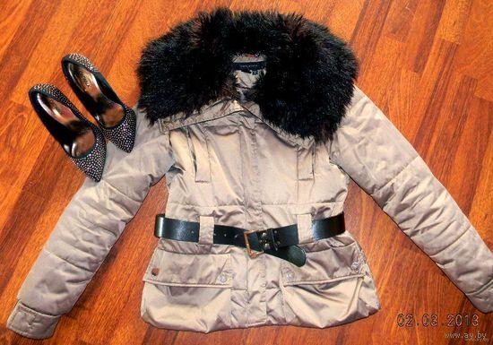 Куртка Zara оригинал 44