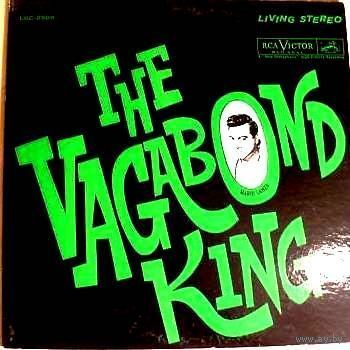 Mario Lanza - The Vagabond King - LP - 1961