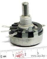 Ретро! Резисторы регулировочные цилиндрические однооборотные одинарные СП-I (ассортимент)