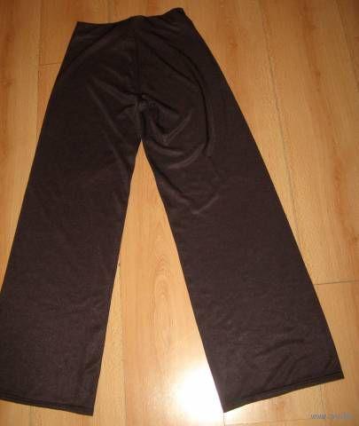 Шелковистые брюки 44-46