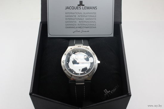 Наручные часы Jacques Lemans 1-1838E, Новые, гарантия от 01.06.2019