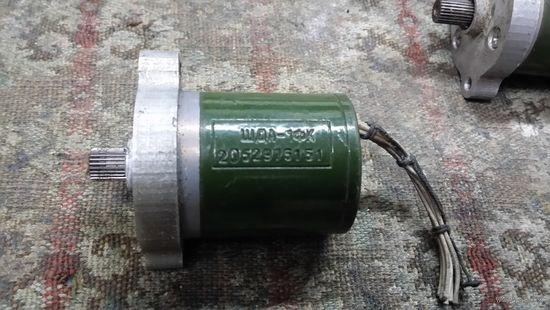 Шаговый двигатель ШДА -1ФК  2 штуки (военка)+ещё один  ДИД-0.5ТА