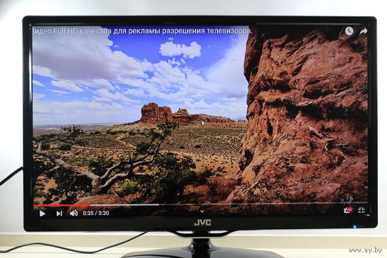 Телевизор JVC LT-24M440