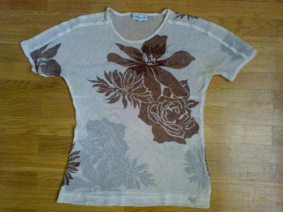 Блуза-сеточка