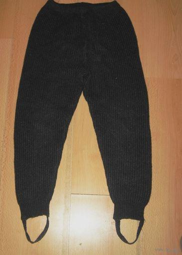 Теплые штаны-рейтузы