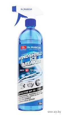 Средство для очистки стекол снаружи Dr. Marcus Ice Breaker 750мл